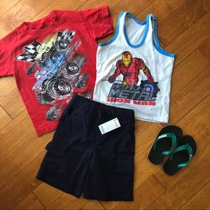 Other - Size 5/6 little boy bundle, lot of 4 items